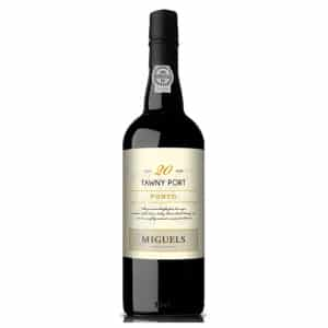 Miguels 20 Years Tawny Port