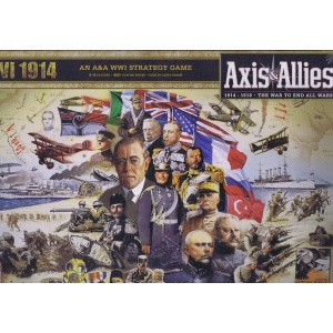 Axis & Allies, 1914: The World is at War