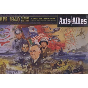 Axis & Allies, Europe 1940, second edition