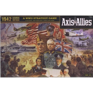 Axis & Allies - Spring 1942 second edition