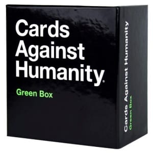 Cards Against Humanity - Green Box Expansion