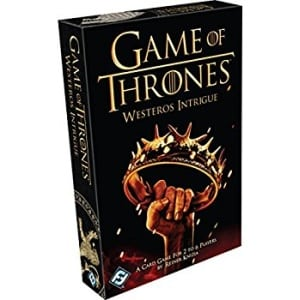 Game of Thrones Westeros Intrigue HBO