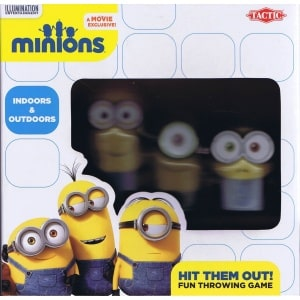 Hit Them out Minions