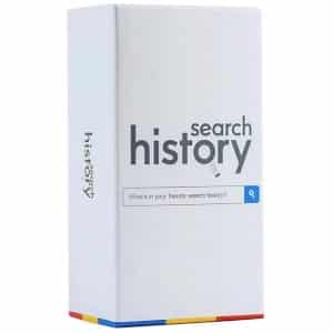 """""""Search History"""" - Selskabsspil"""