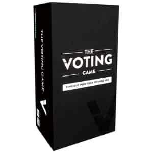 """""""The Voting Game"""" - Selskabsspil"""